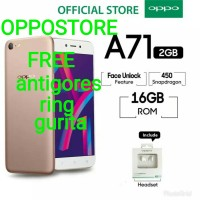 OPPO A71 NEW RAM 2/16GB BLUE