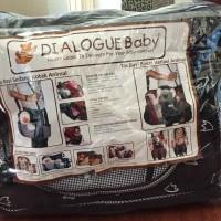 Tas perlengkapan bayi merk Dialogue