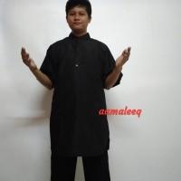 Koko pakistan lengan pendek hitam
