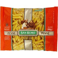 San Remo Penne Pasta/ Pasta Penne 500 Gr