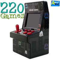 Ipega Dingdong Mini Arcade 16 Bit 220 Classic Game PG9095 | Game Jadul