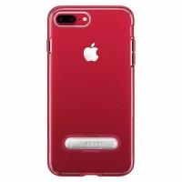 Spigen Crystal Hybrid Case for iPhone 7 Plus iPhone 8 Plus - Dante Red