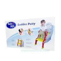 Baby Safe Step Ladder Potty / Tangga Potty / Tangga Pispot