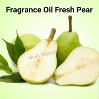 Fragrance Oil Fresh Pear