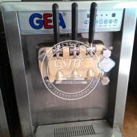 Soft Ice Cream Machine Gea BT 7230   Mesin Es Krim 3 Tuas