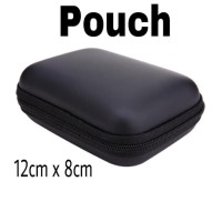 Airpods Pouch Tas Universal Pouch Head Set Carrying Case
