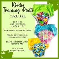 Klodiz XXL 17-20kg Training Pants/ Celana Dalam Latihan Pipis Anak - Cowok