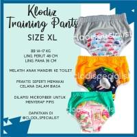 Klodiz XL 14-17 kg Training Pants/ Celana Dalam Latihan Pipis Anak