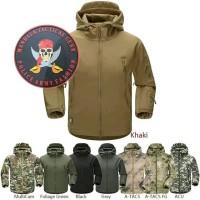 TAD JACKET BEST IMPORT / jaket TAD import camuflase military