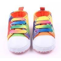 Sepatu anak bayi/Baby shoes Prewalker import unisex lucu dan keren