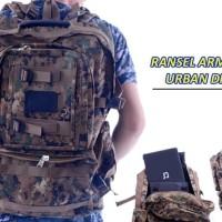 Tas Ransel Punggung Backpack Army Besar - Loreng Tactical Military
