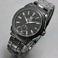 Promo jam tangan pria cowok rolex matic detik bawah automatic Murah