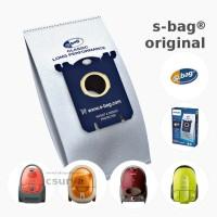Kantong debu s-bag untuk Philips dan Electrolux vacuum cleaner