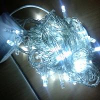 Lampu Natal LED Warna Twinkle Light hias pohon tumblr dekor - EA023