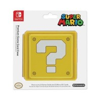 Nintendo Switch HORI Premium Game Card Case Question Block Edition