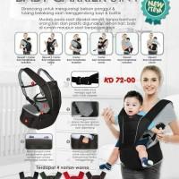 GENDONGAN BAYI 6 IN 1 Kiddy Hip Seat / Baby Carrier 6 in 1 KD 72-00