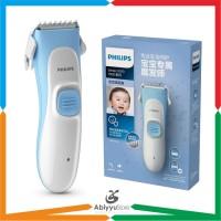 Electric Hair Cuts Kid-Friendly Philips HC1055 Alat Cukur Rambut Bayi