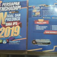 BUKU PERSIAPAN MENGHADAPI UN SOAL DAN PREDIKSI SMA IPS 2019