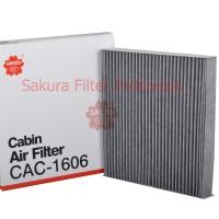 Filter Cabin/AC Type Carbon Honda CRV, Civic & Odyssey CAC-1606