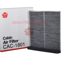 Filter Cabin/AC Nissan X-Trail Th bwh 07, Serena,Teana Carbon CAC-1801