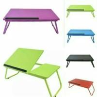 Meja Lipat Laptop Belajar Anak Oxy Portable 5 Pilihan Warna
