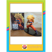 Dragon ball FES Goku SS 3