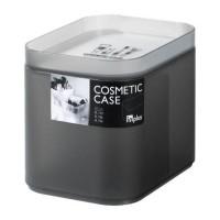 LOCK&LOCK Inplus Cosmetic 2 Divided Case M Grey INP613GR
