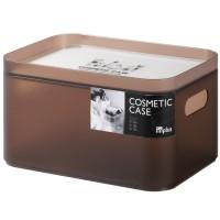 LOCK&LOCK Inplus Cosmetic Case L Brown INP614BR