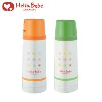 LOCK&LOCK Hello Bebe Vivid Vacuum Tumbler flower Button 500ML HBB304