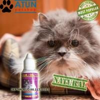 Vitamin Kucing Squa Oil Drop Minyak Ikan Terdaftar DEPTAN