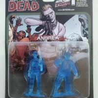 The Walking Dead mini figure - Andrea