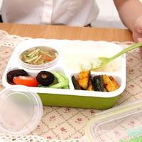 Tempat makan lunch box yoyee like tupperware