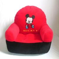 Sofa handle motif boneka mickey mouse New Fun636