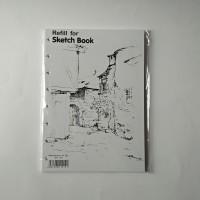 Lyra Refill Sketch Book A4