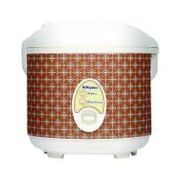 Miyako MCM 508 BTK KWG Rice Cooker 1.8 Liter