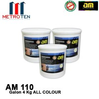 AM 110 Waterproofing 4 Kg Galon ALL COLOUR