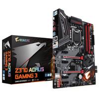 Gigabyte Motherboard Z370 Aorus Gaming 3 - Socket 1151 DDR4