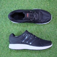ORIGINAL Sepatu Adidas Duramo Lite 2018 Black White Running Sneakers