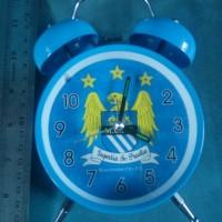 Jam weker club bola besar manchester city