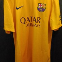 Original jersey away stadium FC Barcelona 2015/2016