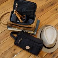 Tas Kamera Sling Bag Pouch Camera Mirrorless - Firefly Ingvar Black