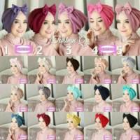 turban qu bow sayra
