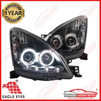 HEAD LAMP - NISSAN LIVINA 2007 -2012 - PROJECTOR - ANGEL EYES