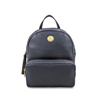 Les Catino Paris Etoille Backpack M Navy