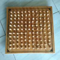 Alat Pijat Kayu untuk Kaki - Alat Pijat Refleksi Kaki