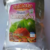 Bua803 Kripik buah (semangka,nanas,mangga)