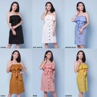 PINATA DRESS FASHION BAJU OUTFIT PAKAIAN DRESS CASUAL PESTA PARTY MAXY