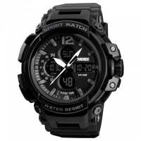 NEW jual jam tangan Pria wanita SKMEI S-Shock minimalis Sport Watch