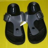sendal sandal jepit pria yumeida karet anti air murah