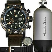 Promo Jam Tangan Alexandre Christie Pria Ac 6413 Rose Gold Bl Limited